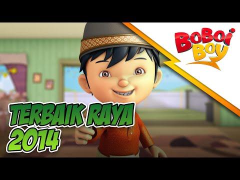 Raya Bersama BoBoiBoy