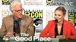 The Good Place - Comic-Con Panel 2018 Highlights (Digital Exclusive)