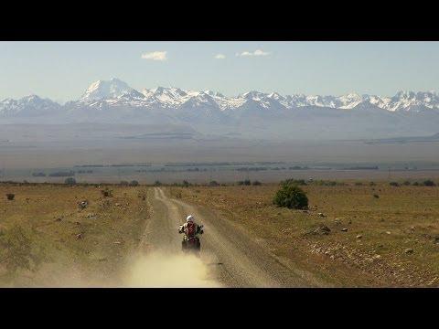 Motorcycle Adventure Super Tenere - New Zealand Part 1