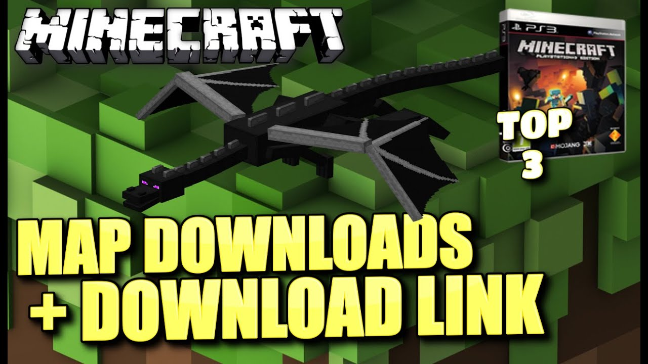 free maps minecraft ps4 download