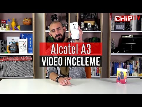 Alcatel A3 İnceleme - Akıllı Telefon