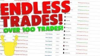 BIG TRADES INBOUND!!!! | ROBLOX Trading
