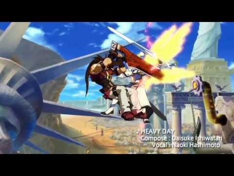 Guilty Gear Xrd SIGN TRAILER (HOLY SH*T)