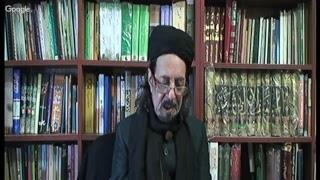Allama Zameer Akhter Naqvi Live question Answer 9th session