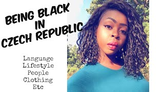 BEING BLACK IN THE CZECH REPUBLIC - What are Czechs really like 👀