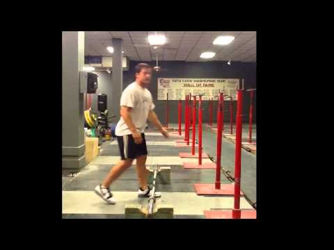 Below Knee Clean and Snatch Pulls Image 1
