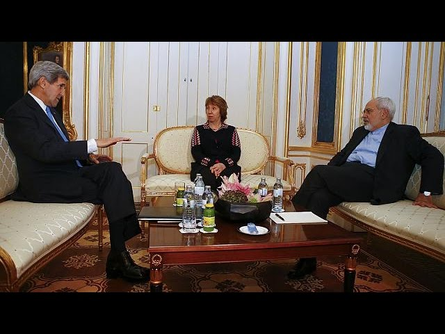 Iran nuclear talks deadline extension 'on the table'