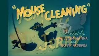 Tom and Jerry #1 👉 Mouse Cleaning