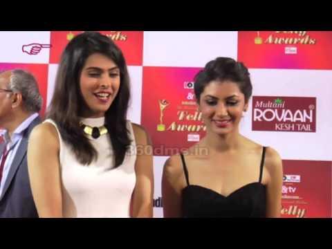 Kumkum Bhagya Actress Sriti Jha Bags Best Actress Award At ITA 2015