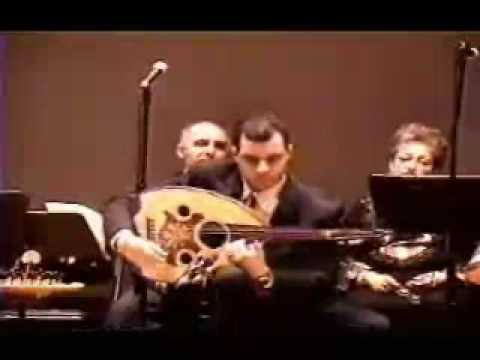 Amazing Oud Player - Afif Taian