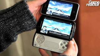 Xperia Play Vs iPhone