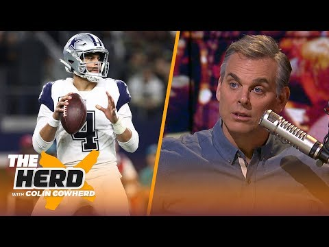 Blazin' 5: Colin's picks for 2018-19 NFL Week 14 | NFL | THE HERD