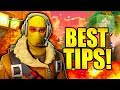 7 TIPS TO MAKE YOU A FORTNITE GOD! HOW TO IMPROVE FORTNITE HOW TO GET BETTER TIPS AND TRICKS!