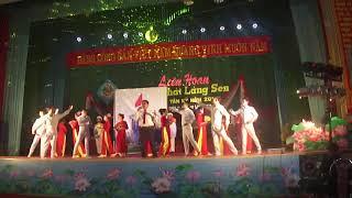 Múa   Chúng con canh giấc ngủ cho Người Xóm Tân Thành,Tân An