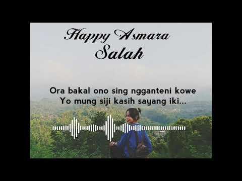 Download Happy Asmara - SALAH  Mp4 baru