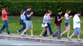 Your Cell Phone Addiction Is Killing You