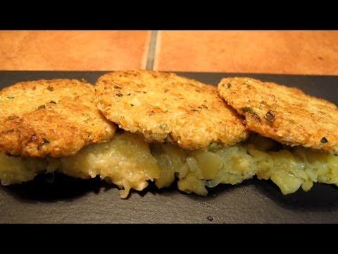 Hamburguesas de avena, receta vegana, Receta #4