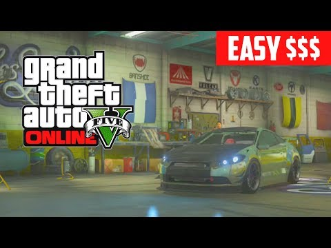 GTA 5 Online Glitches: Sell & Insure Other Peoples Cars! GTA V Glitch A