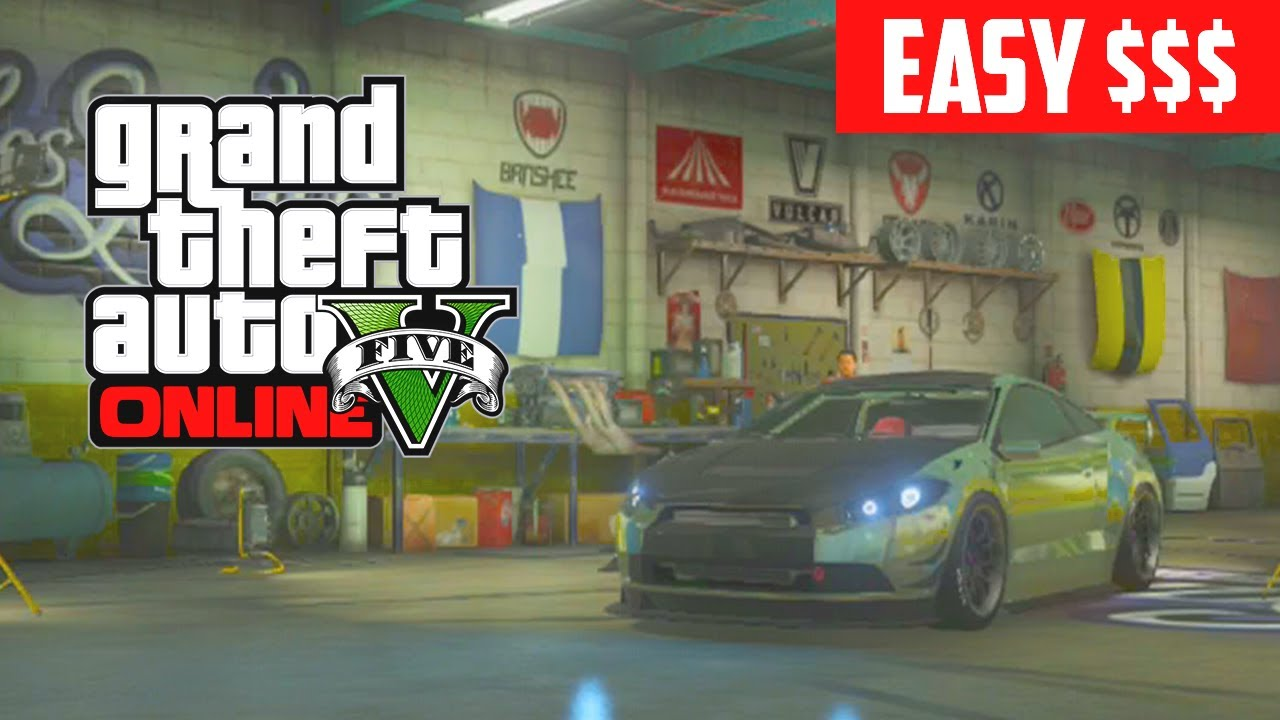 Gta online car glitch after patch 109