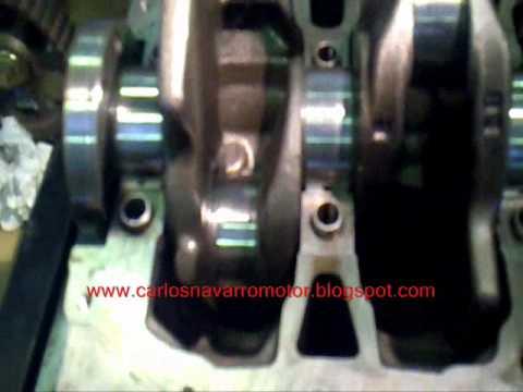 calado de distribución motores renault