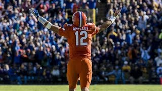 Florida's Austin Appleby Connects With Tyrie Cleveland For 98-Yard TD | CampusInsiders