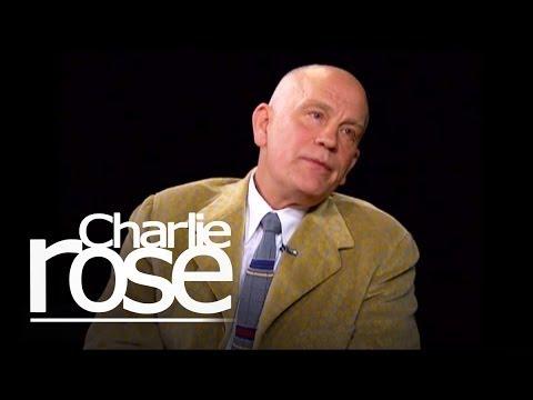 Charlie Rose - John Malkovich (11/16/11)