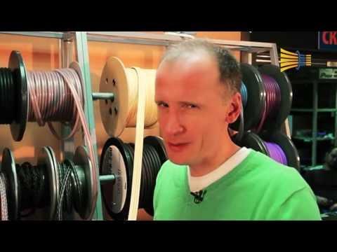 Видео как выбрать акустический кабель