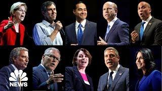 Download Song LIVE: Democratic Presidential Debate - June 26 | NBC News Free StafaMp3