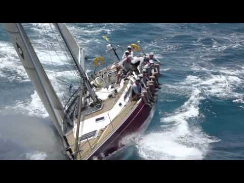 Antigua Sailing Week 2012. Wrap up film.