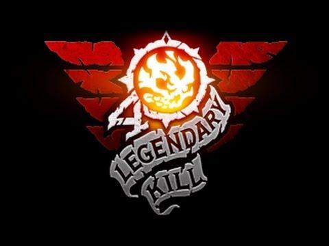 AK 12 legendary kill when it doesnt lag :)