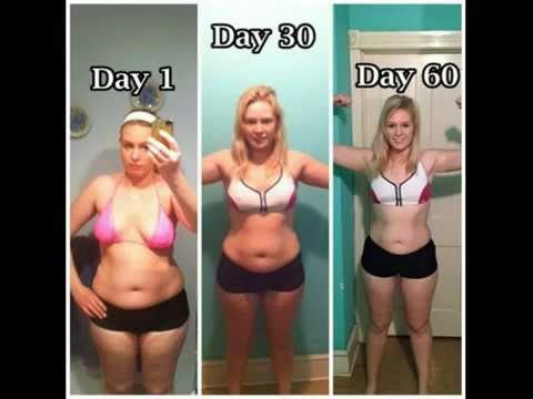 P90x Results Women Day 30 my P90x 60 Day Results
