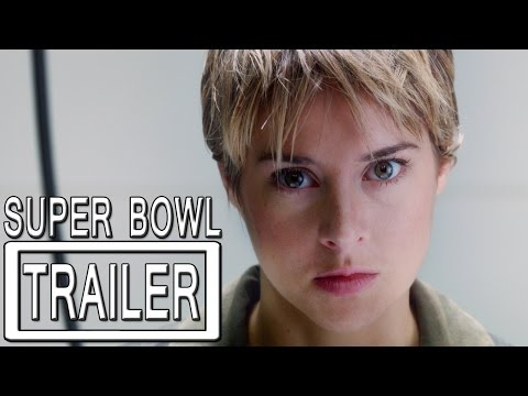 Insurgent Super Bowl Trailer Official - The Divergent Series
