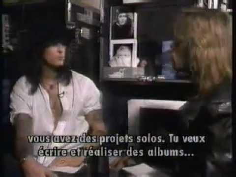 Nikki Sixx Interview June 20-1990-Montreal (Version 1)