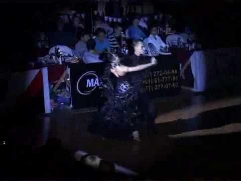 Танго - шоу в исполнении Максима Аксенова в Алматы