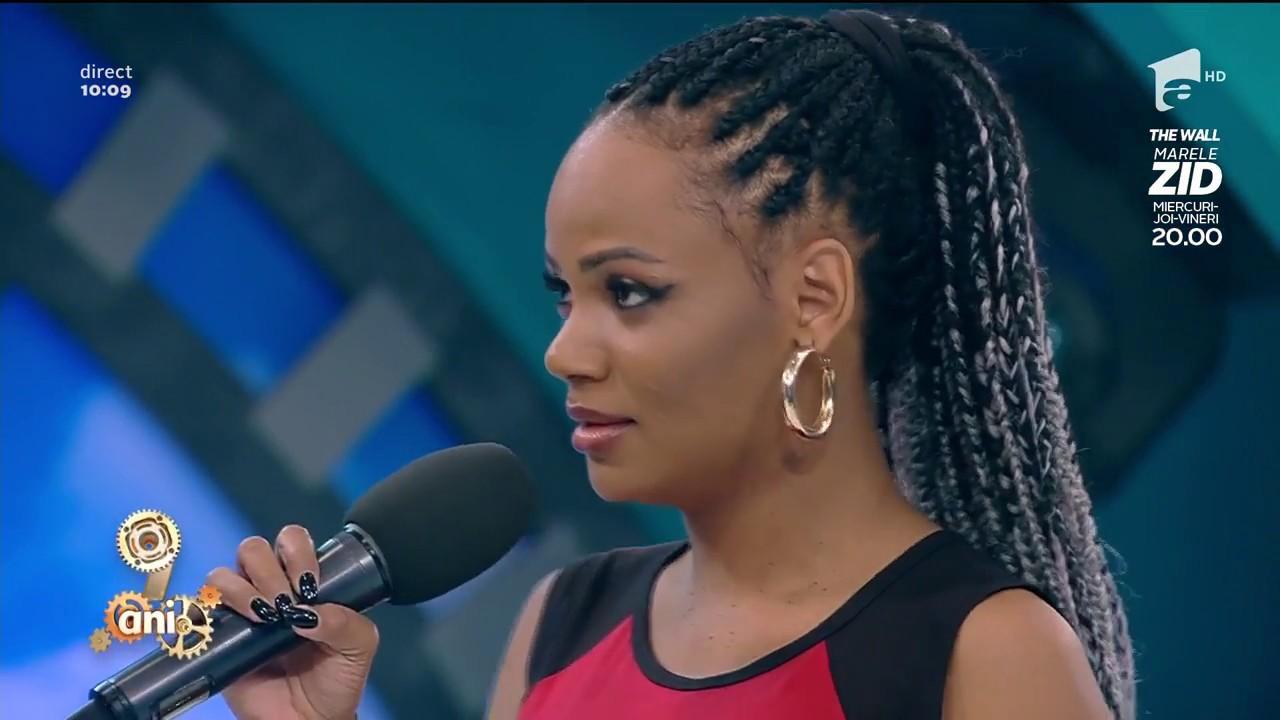 "Shereza, o apariție exotică. Artista și-a lansat videoclipul melodiei ""Notre amour"""