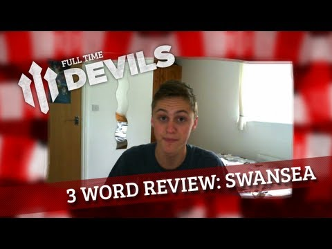 Manchester United 2-1 Swansea City | 3 Word Review | DEVILS
