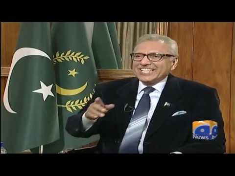 Capital Talk - Exclusive Interview with Arif Alvi (13th President of Pakistan)