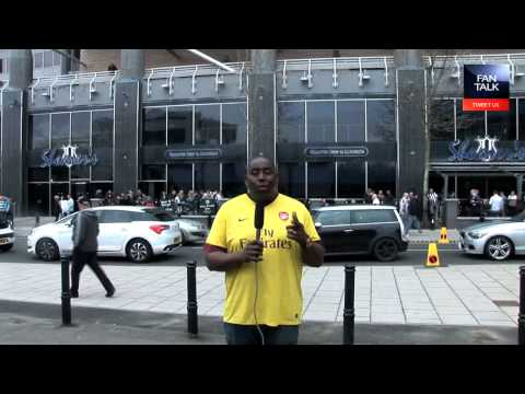 Arsenal 1 Newcastle 0 Robbie's final word for this season - ArsenalFanTV.com