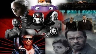 July Blu-Ray Update (Ex Machina, It Follows, X Men DOFP Rogue Cut, Maggie)