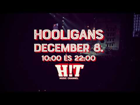 Hooligans koncert - 2019.12.08. - @Music Channel