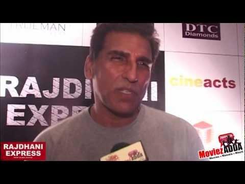 Rajdhani Express Movie - Actor Mukesh Rishi's Interview
