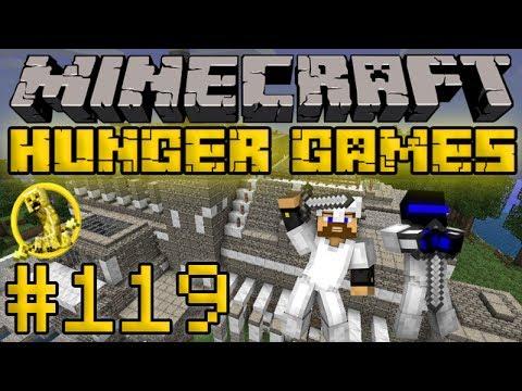 Голодные Игры #119 - Читеры в Чернобыле - Minecraft Hunger Games