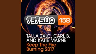 Keep The Fire Burning Extended Mix
