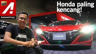 Honda NSX 2017 First Impression Review by AutonetMagz