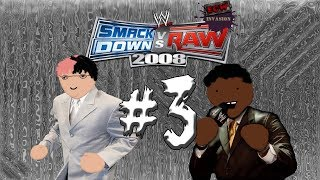 Riot & Dub Play SvR 2008 GM Mode - Ep 3 - Where is Melina?
