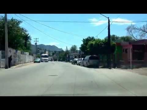 La calle 10 en Guaymas