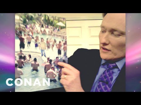 Conan's Video Blog: Cats Sad About Mitt Romney Edition - Conan On Tbs video