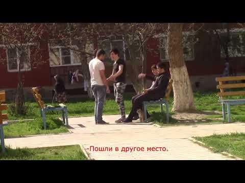 Сахаб разозлил Чеченцев ) ПРАНК ГОДА