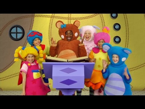 Nursery Rhymes - Teddy Bear Boogie Woogie - DVD Episode - Mother Goose Club