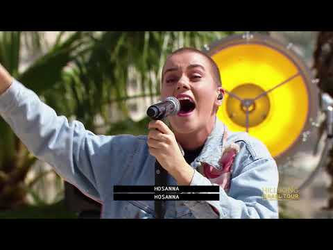 Hillsong United - Hosanna (Live from the Steps on the Temple Mount)